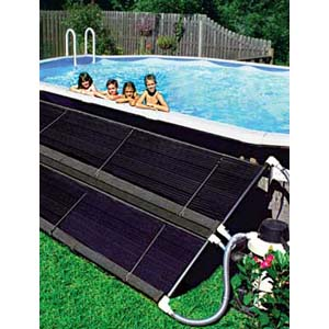 Build A Pool Solar Heater For Under 100 Doughboy Pools